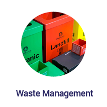 Waste Management - Products & Services Category