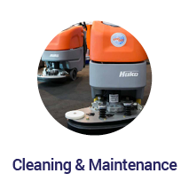 Cleaning & Maintenance - Products & Services Category
