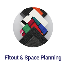 Fitout & Space Planning - Products & Services Category